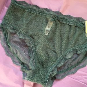 Other - NWT Lace Hipster Undies